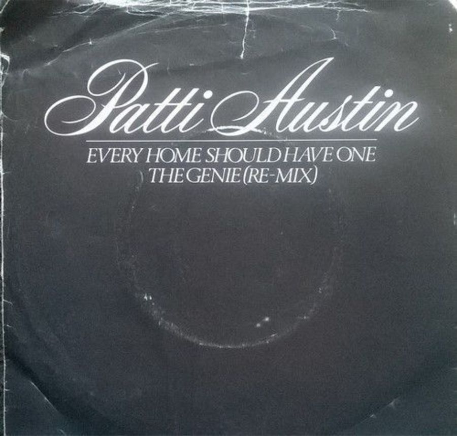 Patti Austin - Every Home Should Have One - Vinyl Record 7