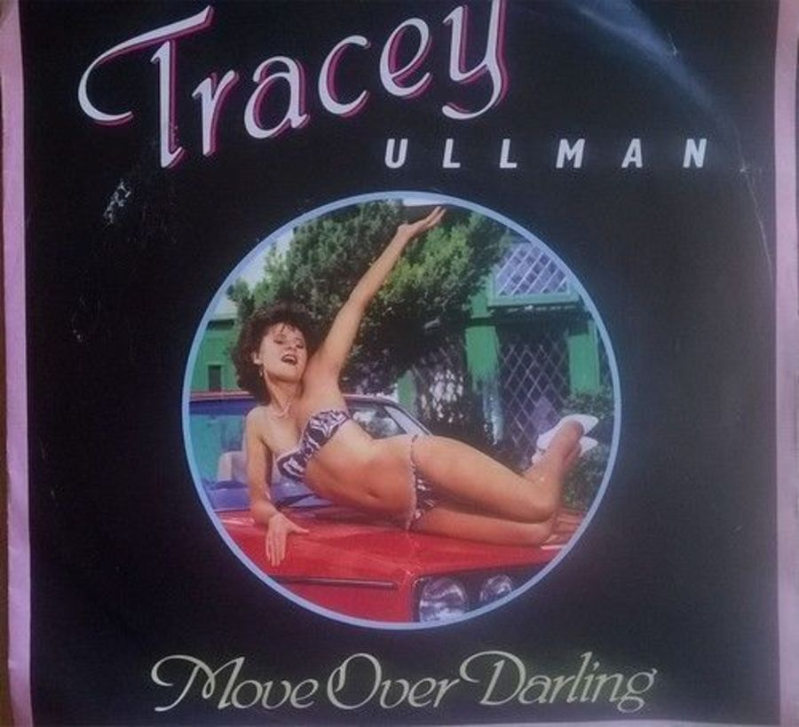Tracey Ullman - Move Over Darling - Vinyl Record 7
