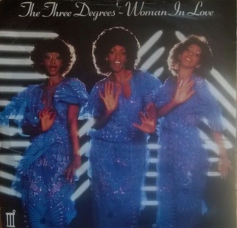 The Three Degrees - Woman In Love - Vinyl Record 7