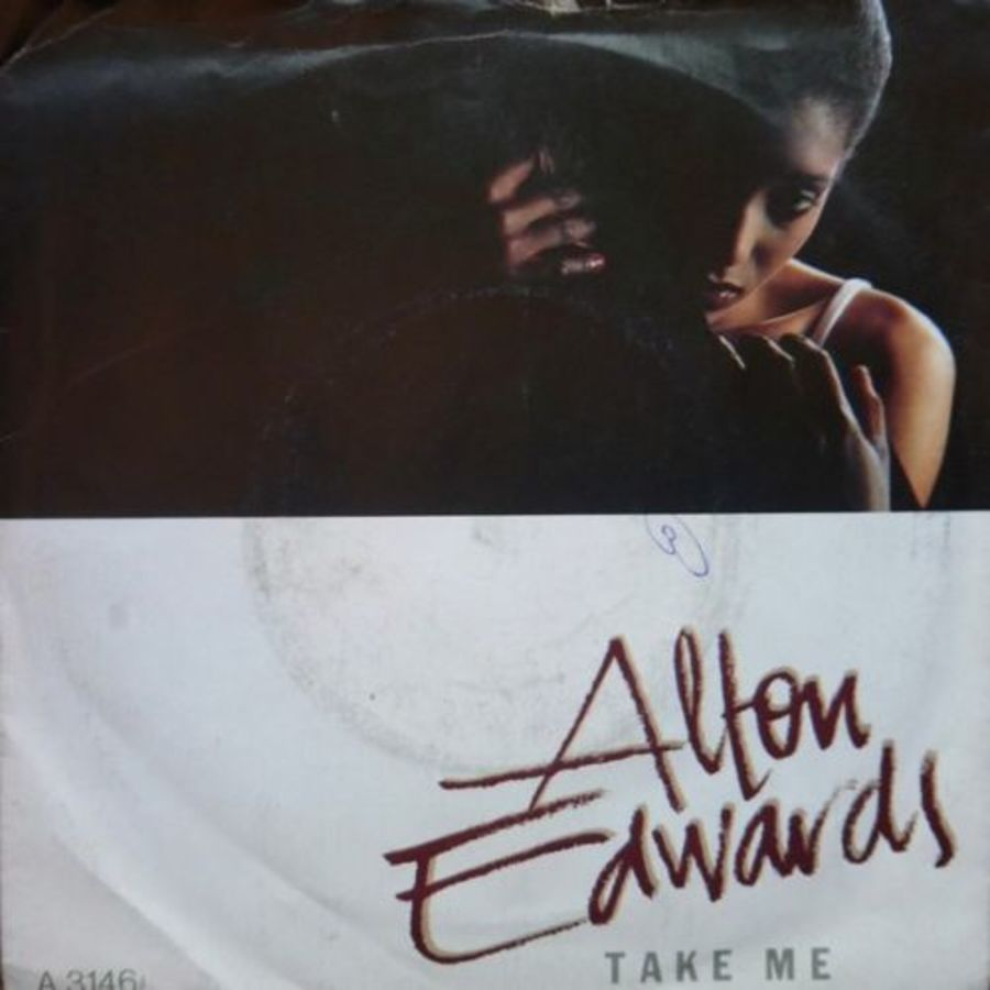 Alton Edwards - Take Me - Vinyl Record 7
