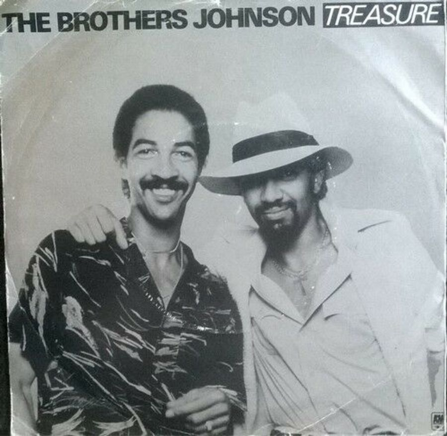 The Brothers Johnson - Treasure - Vinyl Record