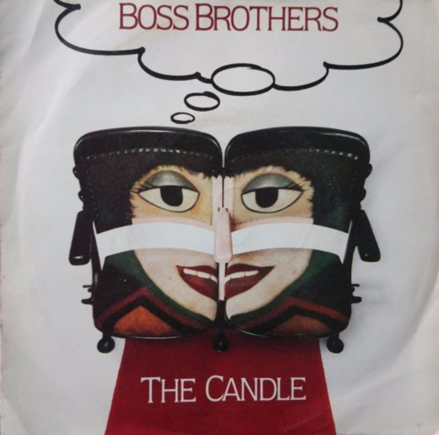 Boss Brothers - The Candle - Vinyl Record 7