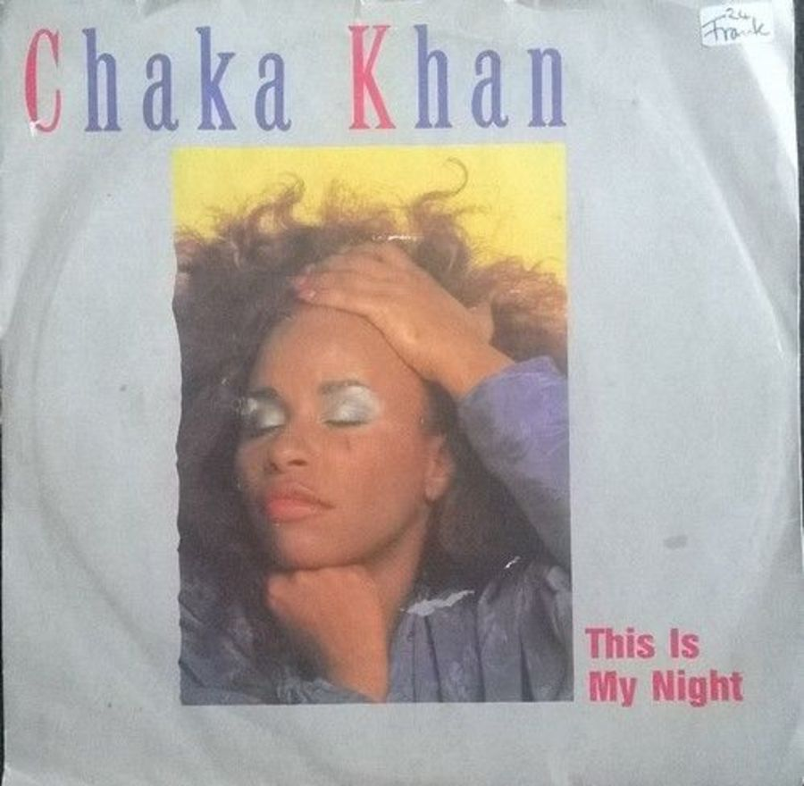 Chaka Khan - This Is My Night - Vinyl Record