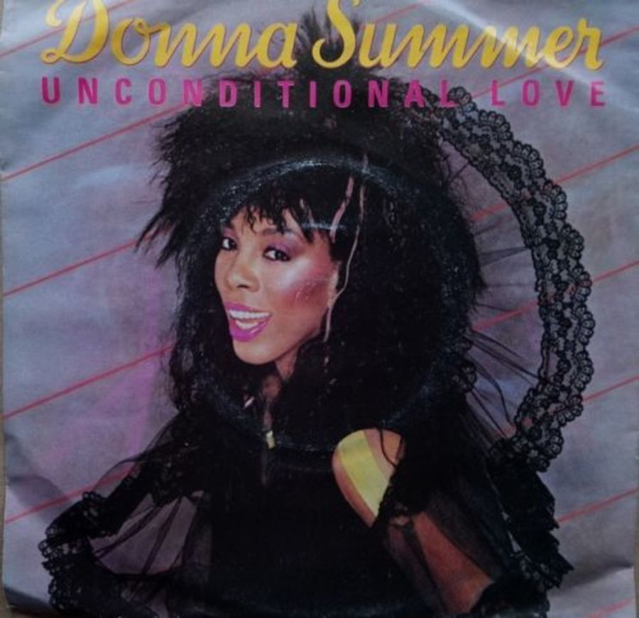 Donna Summer - Unconditional Love - Vinyl Record 7