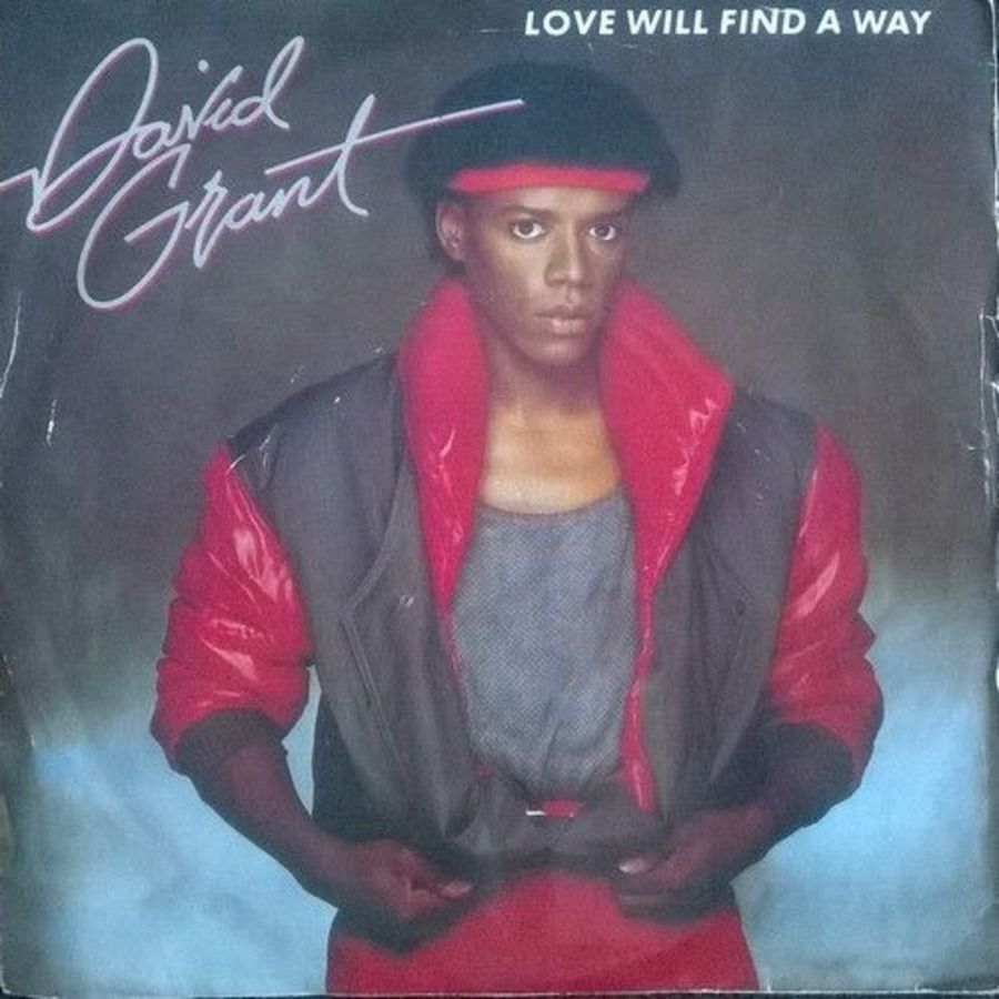 David Grant - Love Will Find A Way - Vinyl Record