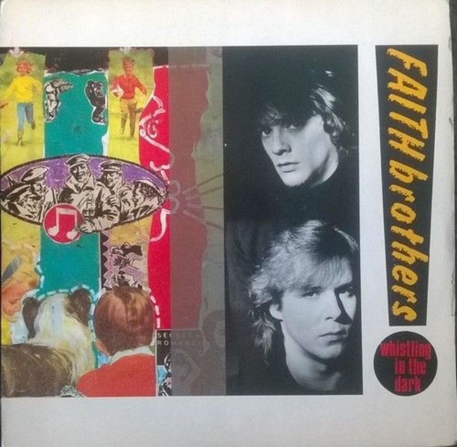 Faith Brothers - Whistling In The Dark - Vinyl Record