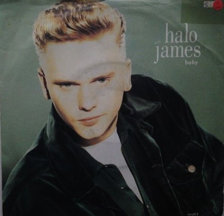 Halo James - Baby - Vinyl Record 7