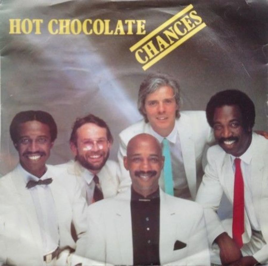 Hot Chocolate - Chances - Vinyl Record 7