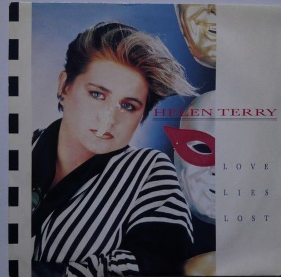 Helen Terry - Love Lies Lost - Vinyl Record 7
