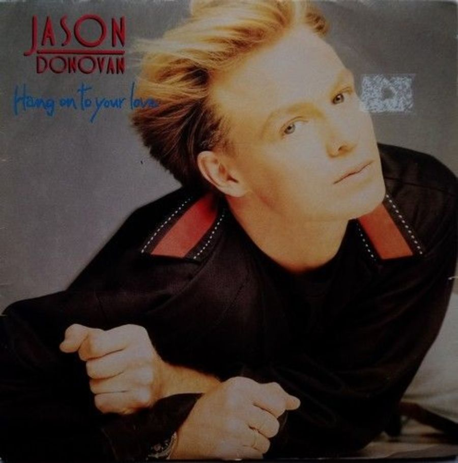 Jason Donovan - Hang On To Your Love - Vinyl Record 7