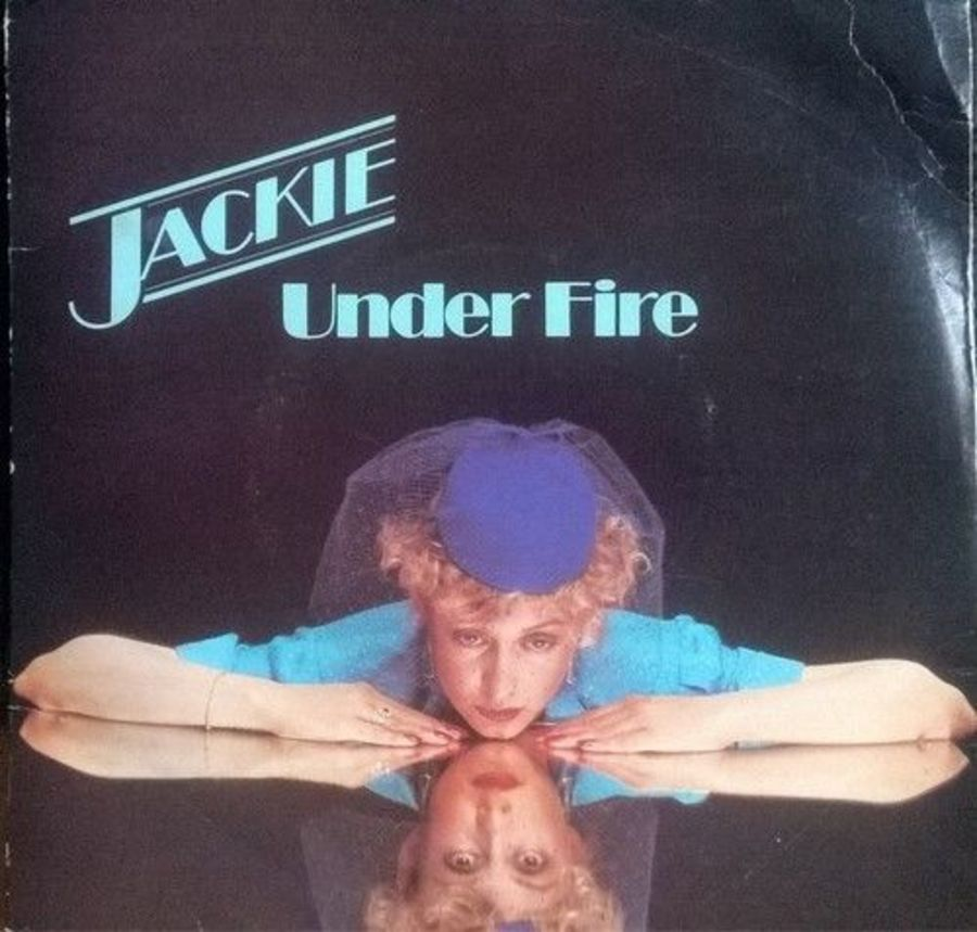 Jackie - Under Fire - Vinyl Record