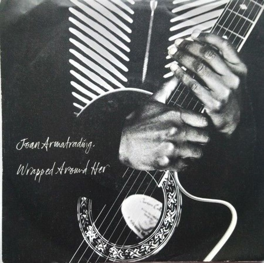 Joan Armatrading - Wrapped Around Her - Vinyl Record 7
