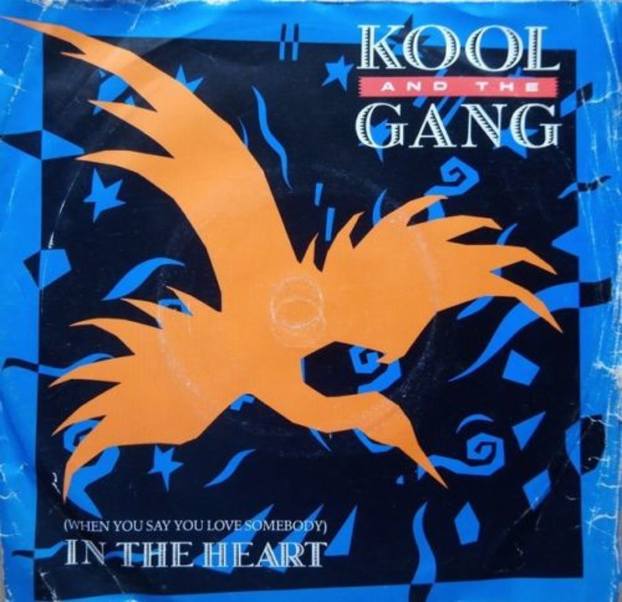 Kool & The Gang - In The Heart - Vinyl Record 7