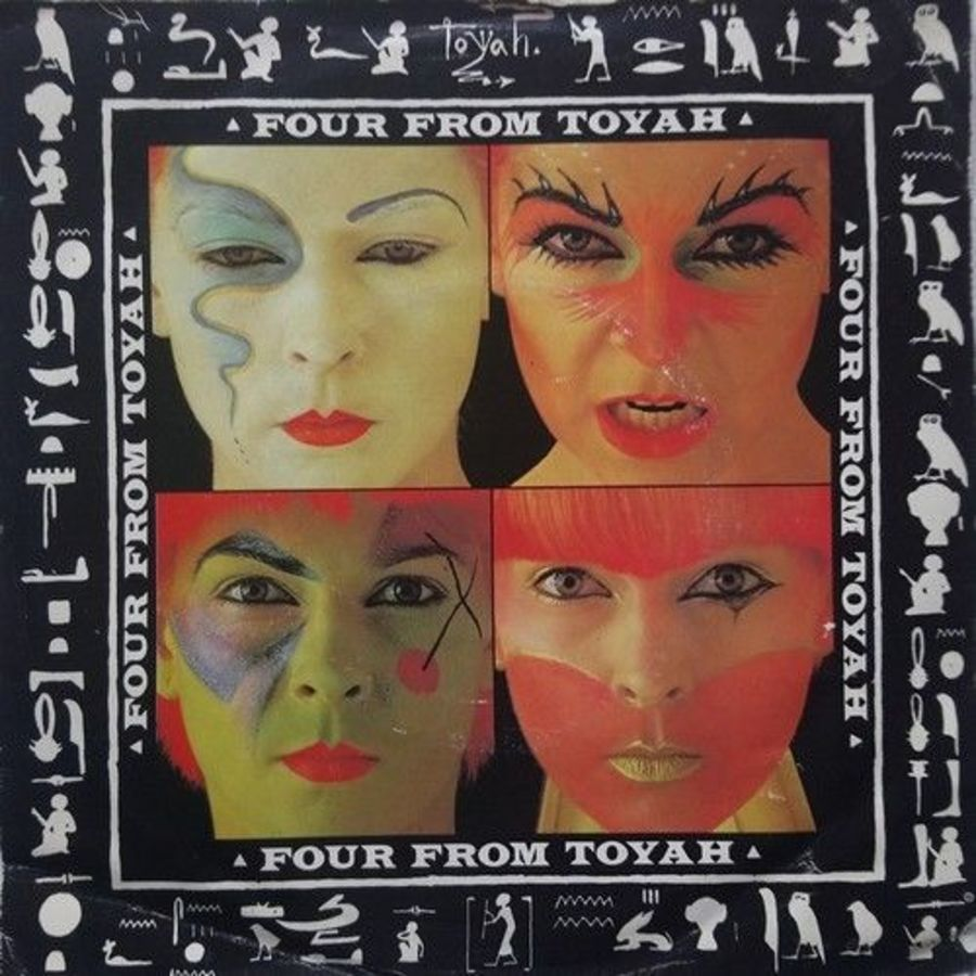 Toyah - Four From Toyah - Vinyl Record 7