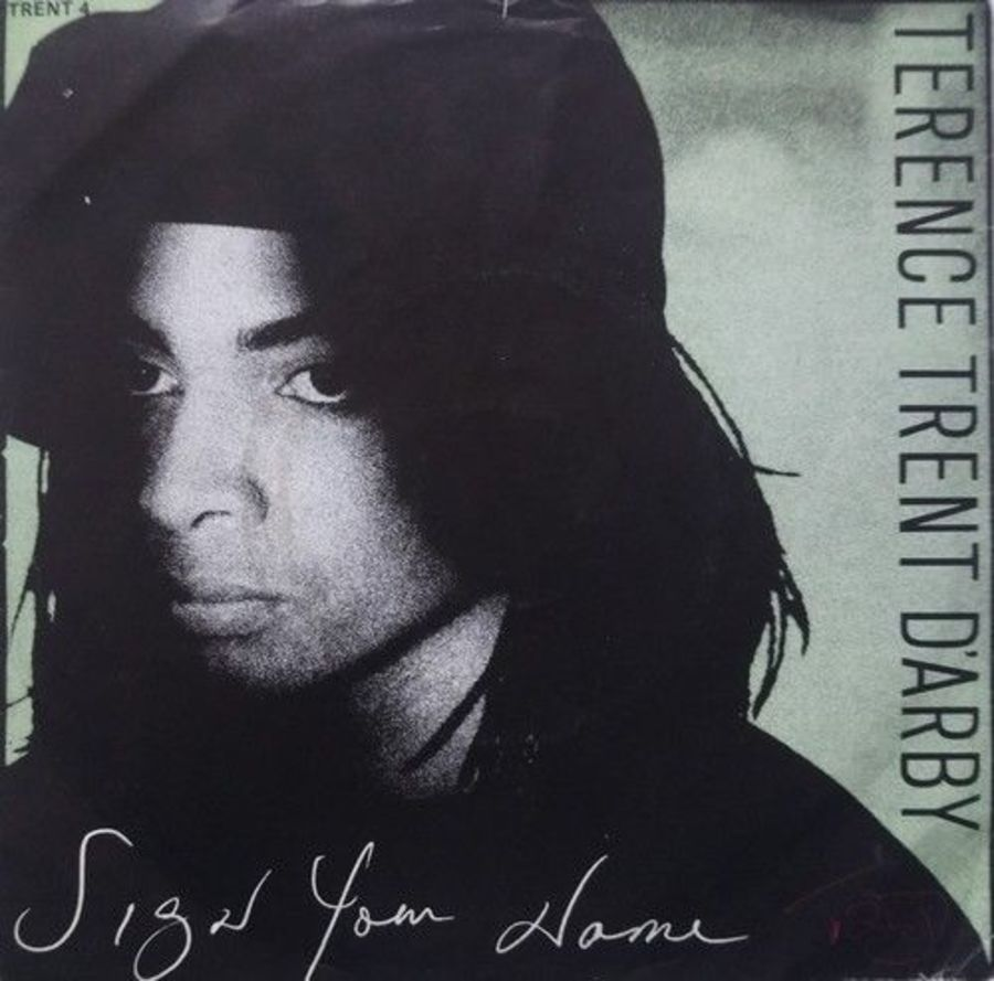 Terence Trent D'arby - Sign Your Name - Vinyl Record 7