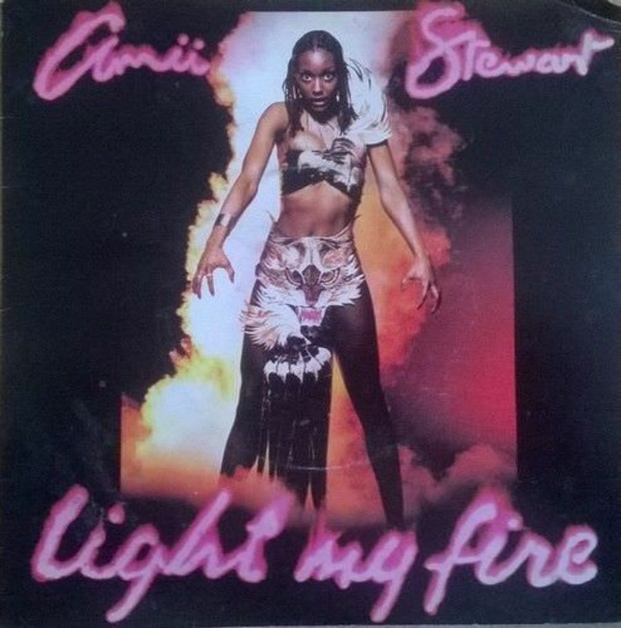 Amii Stewart - Light My Fire - 7