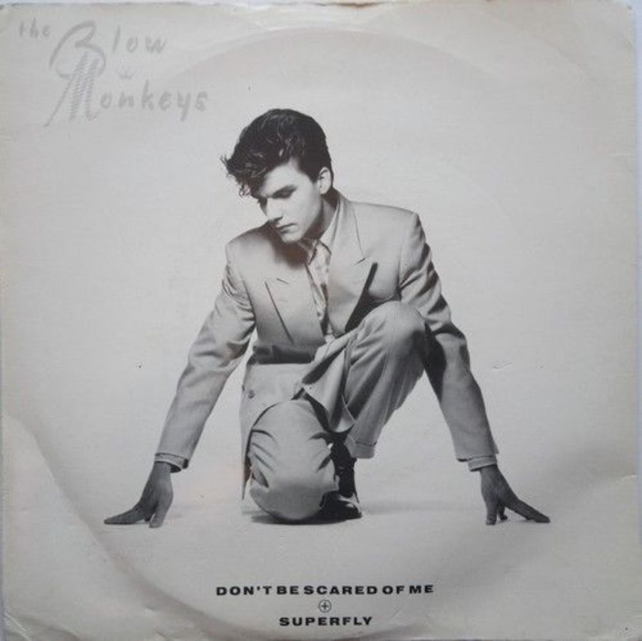 The Blow Monkeys - Don't Be Scared Of Me - Vinyl Record 7