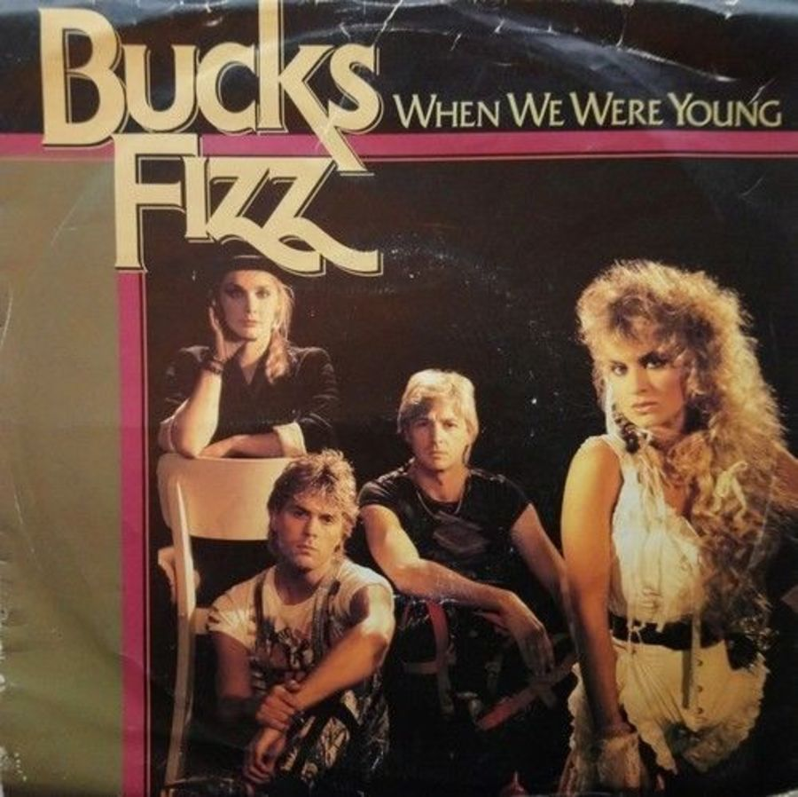 Bucks Fizz - When We Were Young - Vinyl Record 7