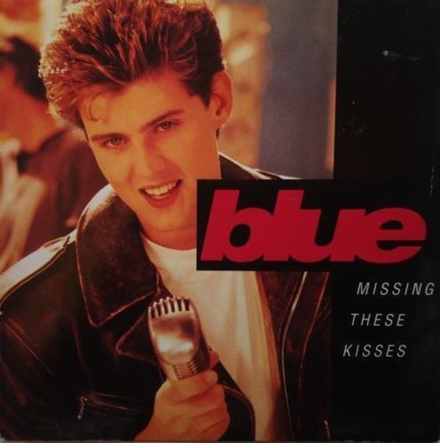 Blue - Missing These Kisses - Vinyl Record 7