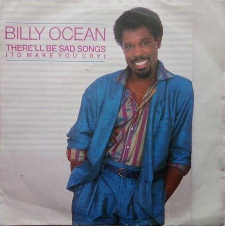 Billy Ocean - There'll Be Sad Songs - Vinyl Record 7