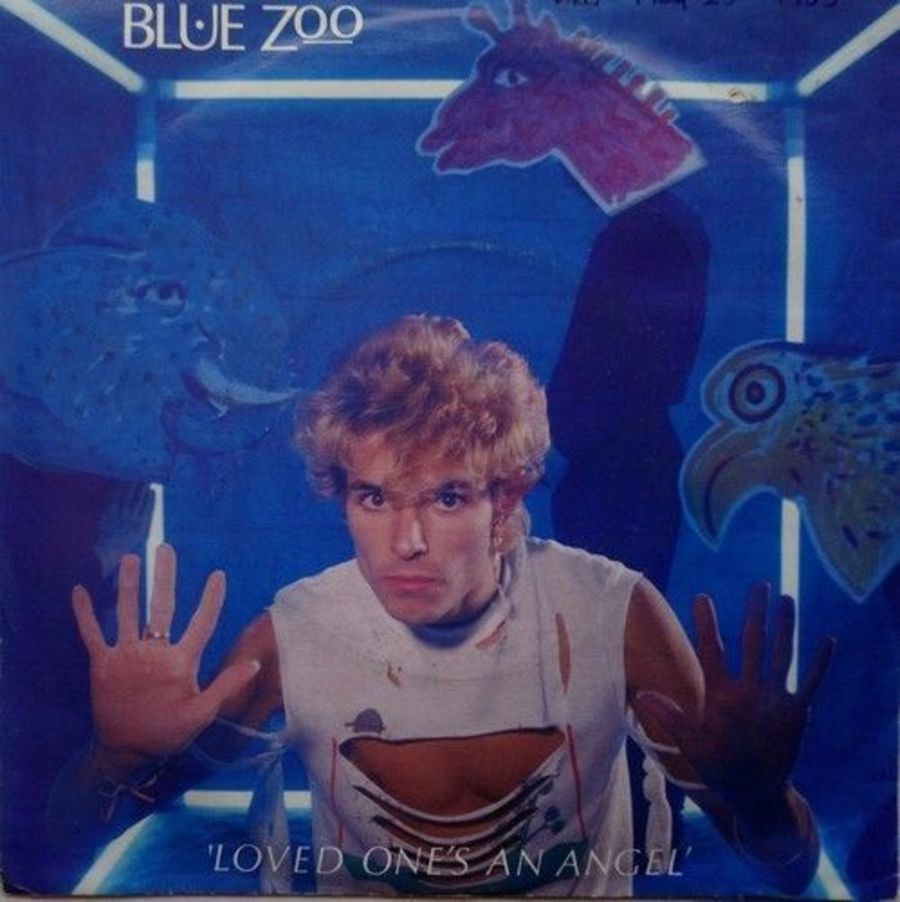 Blue Zoo - Loved One's An Angel - Vinyl Record 7