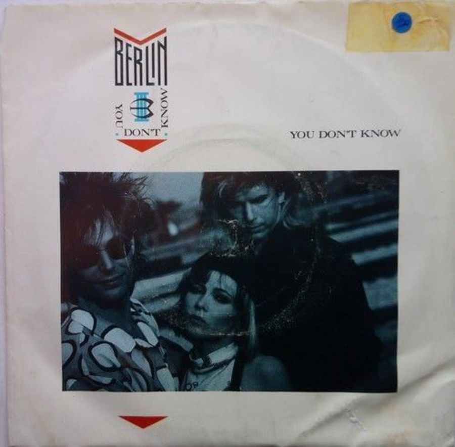 Berlin - You Don't Know - Vinyl Record 7