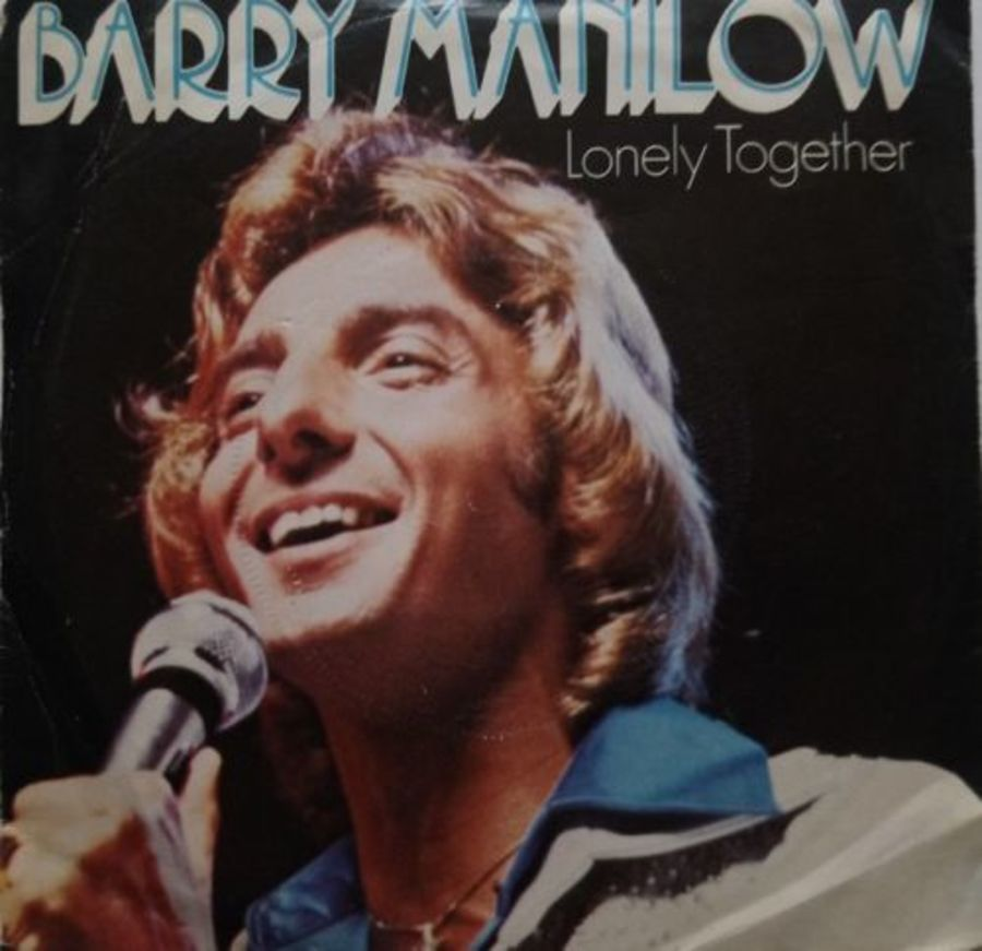 Barry Manilow - Lonely Together - 7