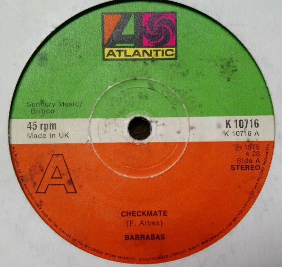 Barrabas - Checkmate - 7