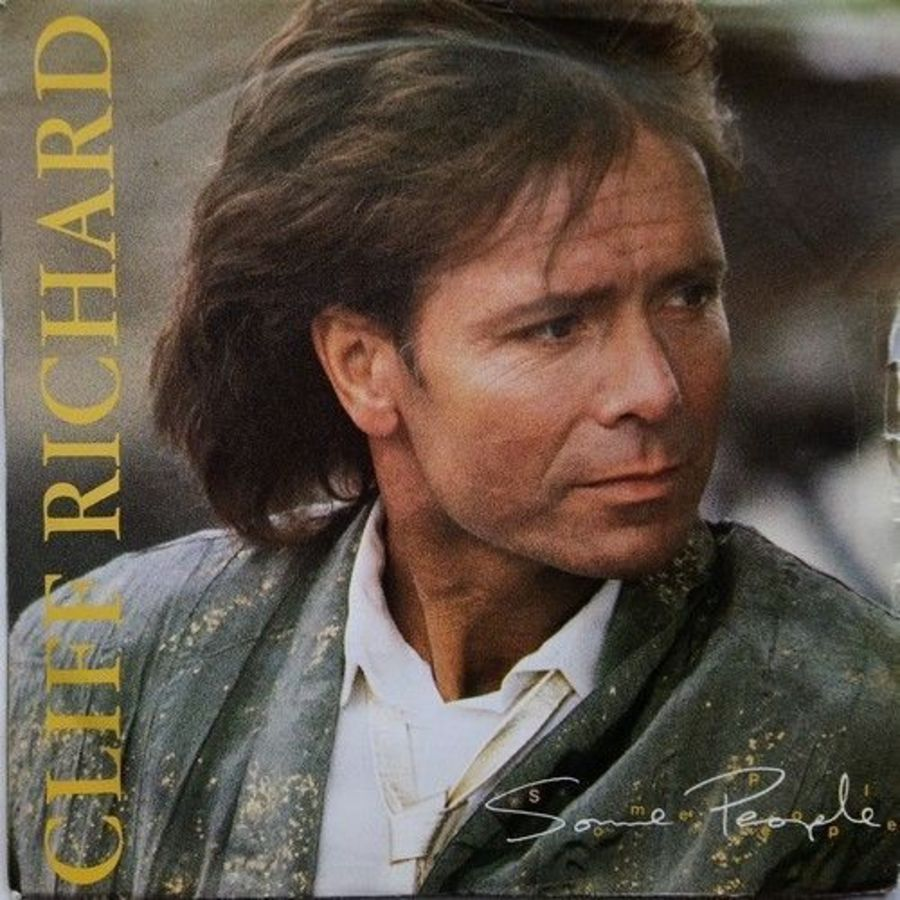 Cliff Richard - Some People - Vinyl Record 7