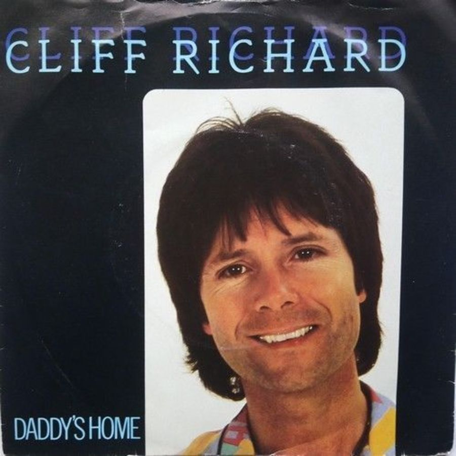 Cliff Richard - Daddy's Home - Vinyl Record 7