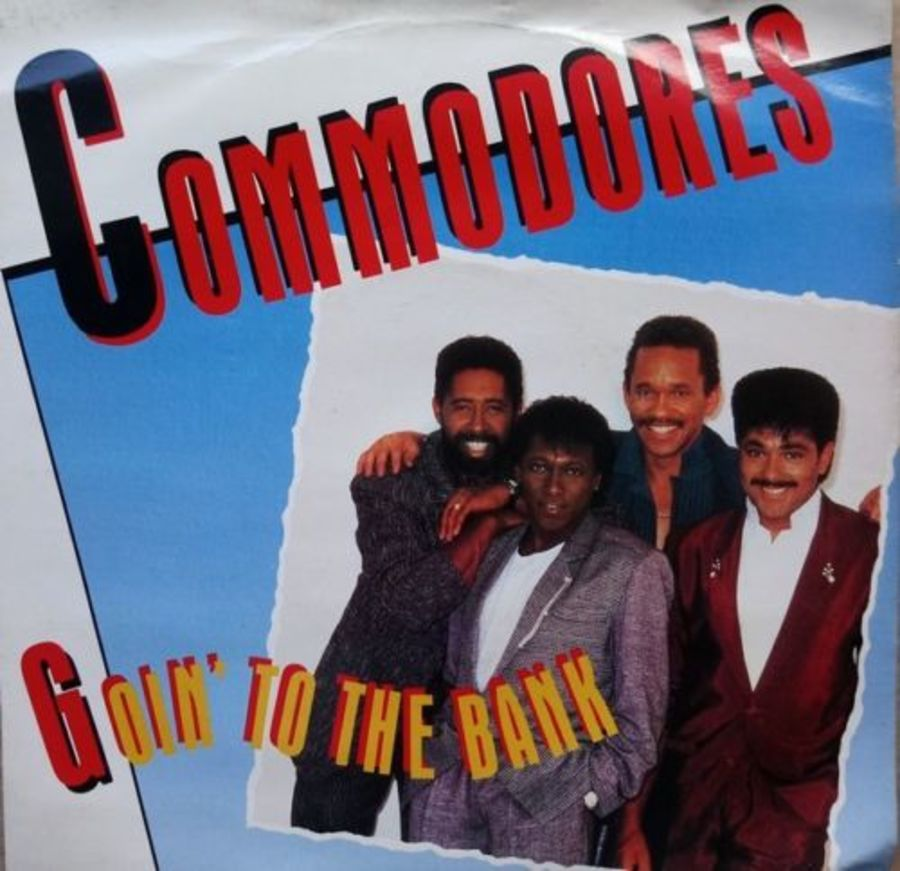 Commodores - Goin' To The Bank - 7