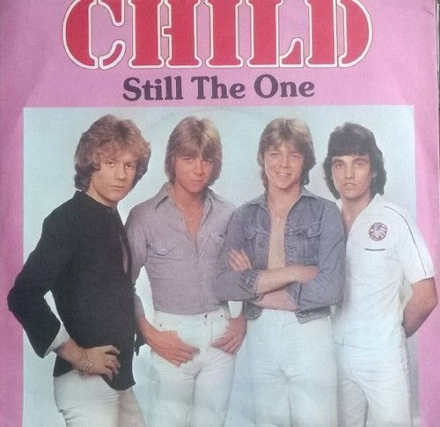 Child - Still The One - Vinyl Record 7