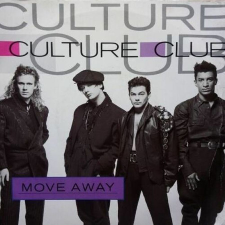 Culture Club - Move Away - 7