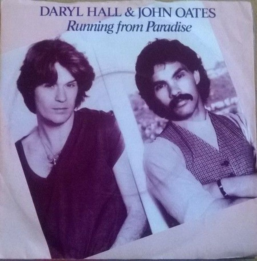 Daryl Hall & John Oates - Running From Paradise - 7