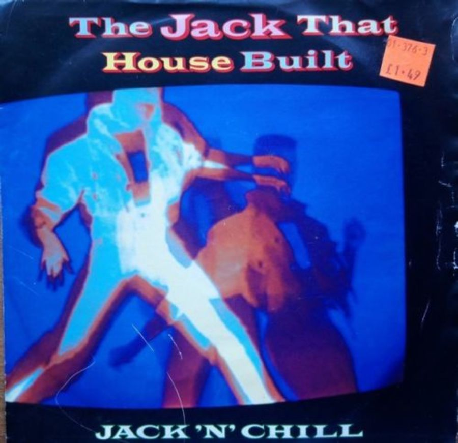 Jack N Chill - The Jack That House Built - 7