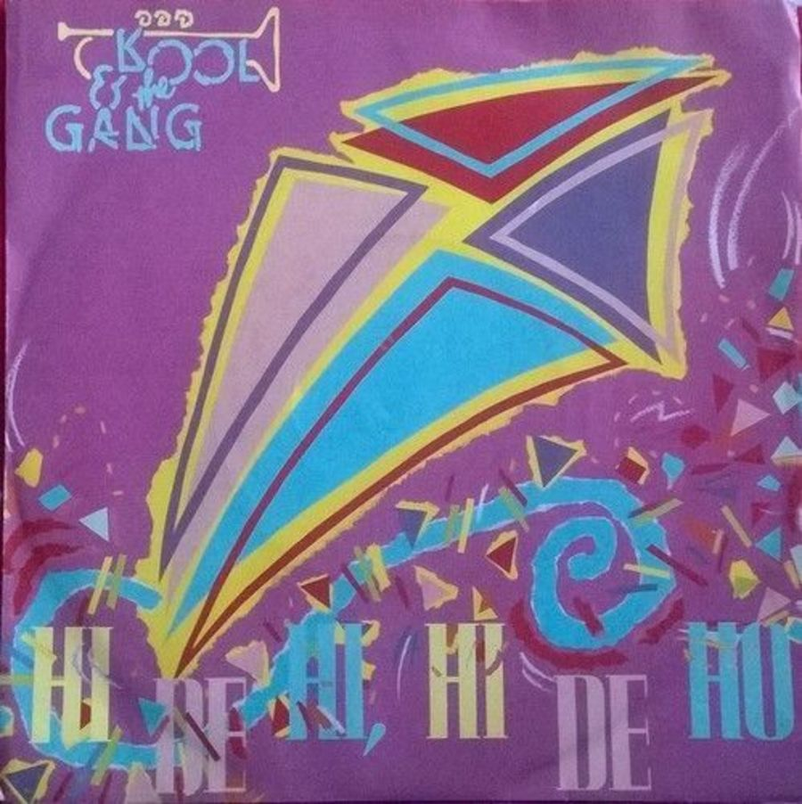 Kool & The Gang - Hi De Hi De Ho - Vinyl Record 7