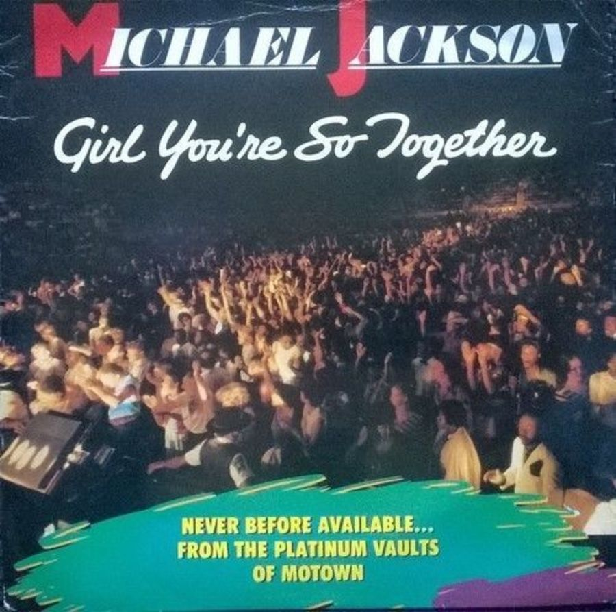 Michael Jackson - Girl You're So Together - Vinyl Record 7
