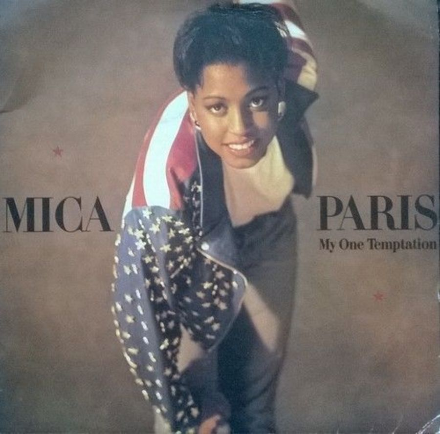 Mica Paris - My One Temptation - Vinyl Record 7