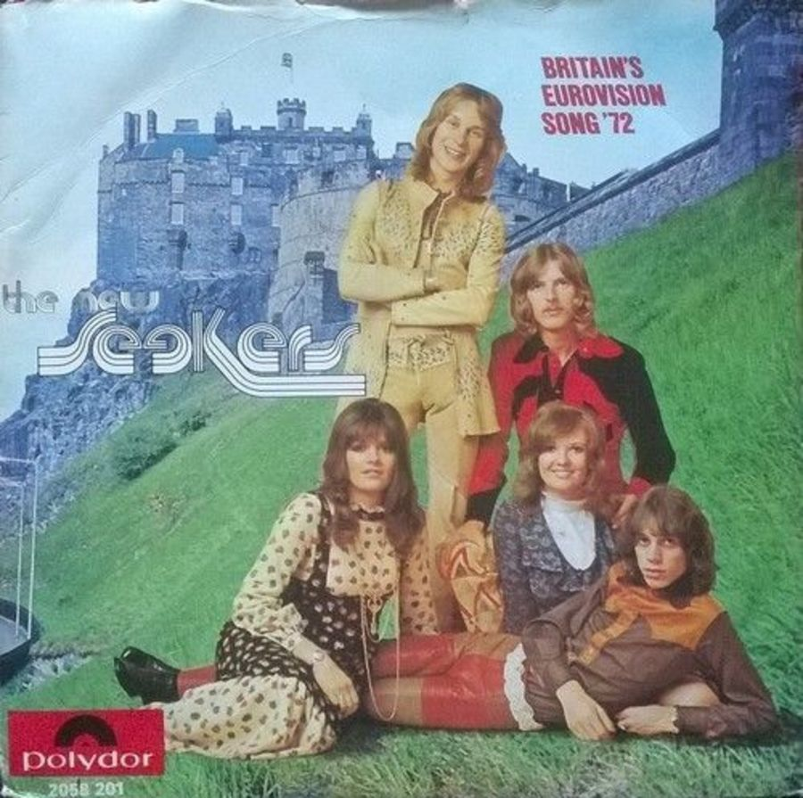 The New Seekers - Beg, Steal Or Borrow - Vinyl Record 7