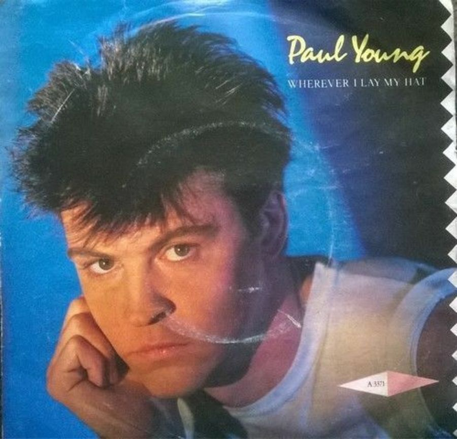 Paul Young - Wherever I Lay My Hat - Vinyl Record 7