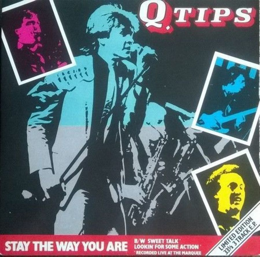 Q Tips - Stay The Way You Are - Vinyl Record 7
