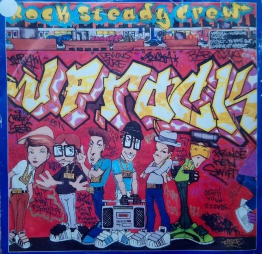 Rock Steady Crew - Uprock - 7