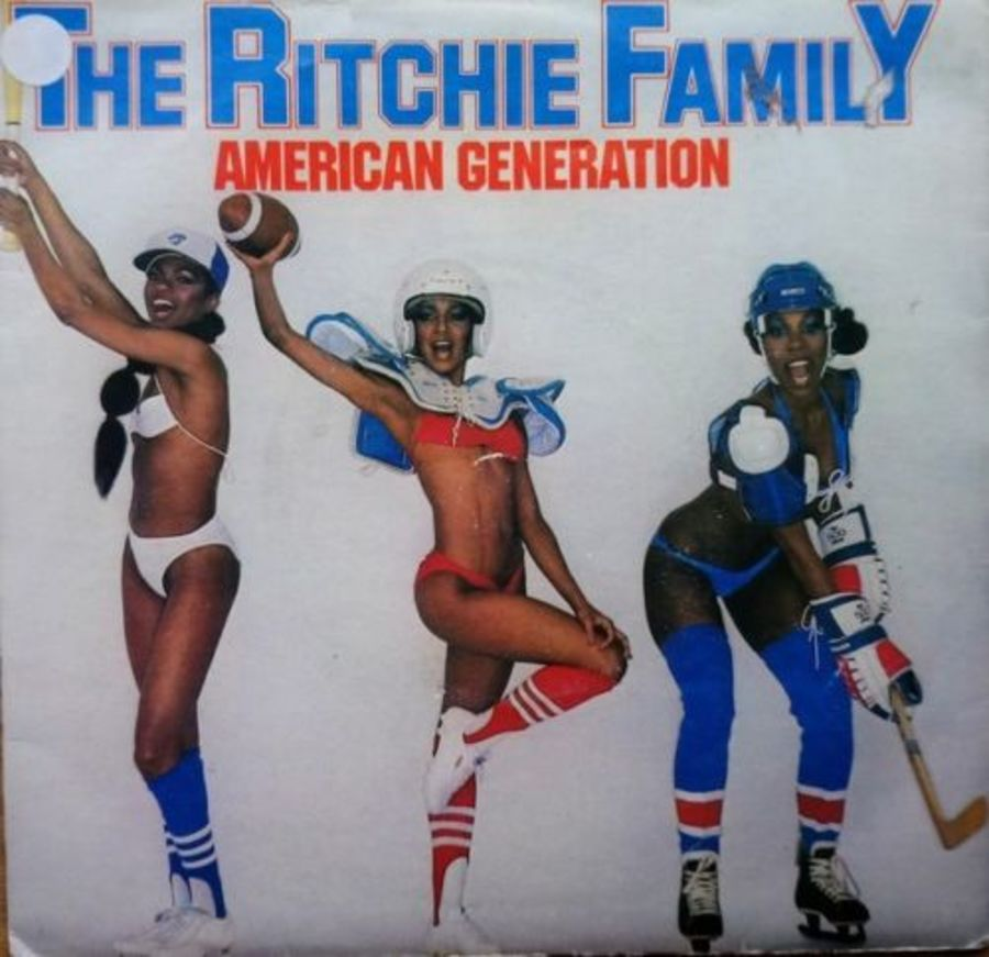 The Ritchie Family - American Generation - 7