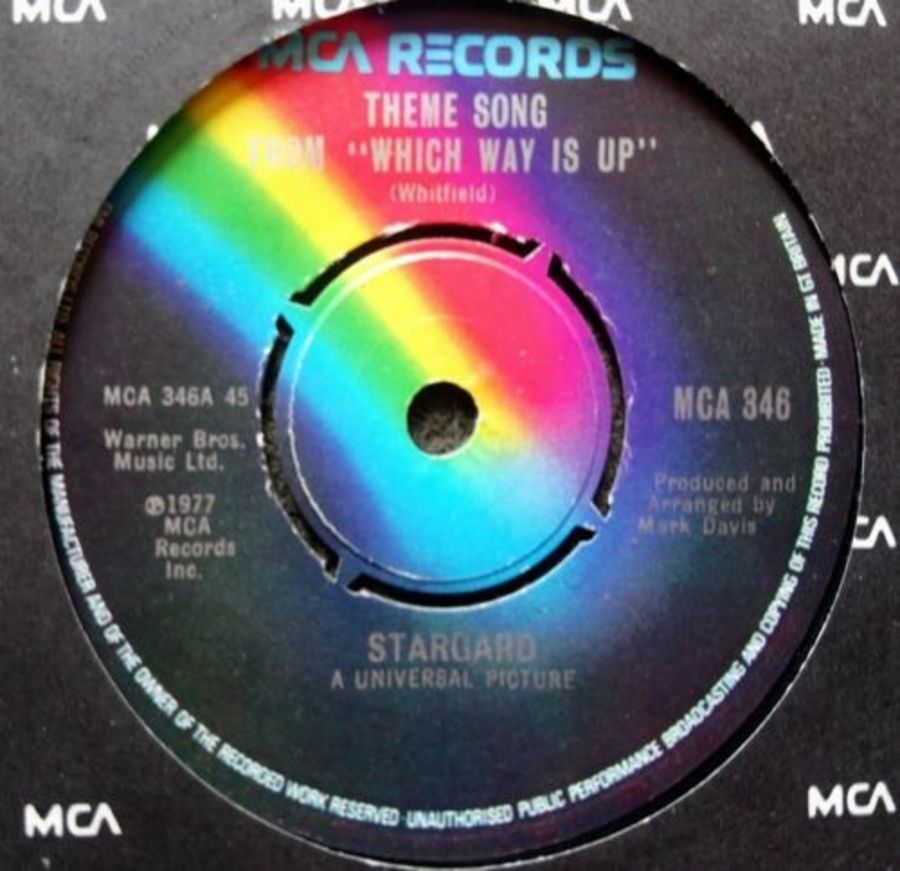 Stargard - Theme Song From Which Way Is Up - 7