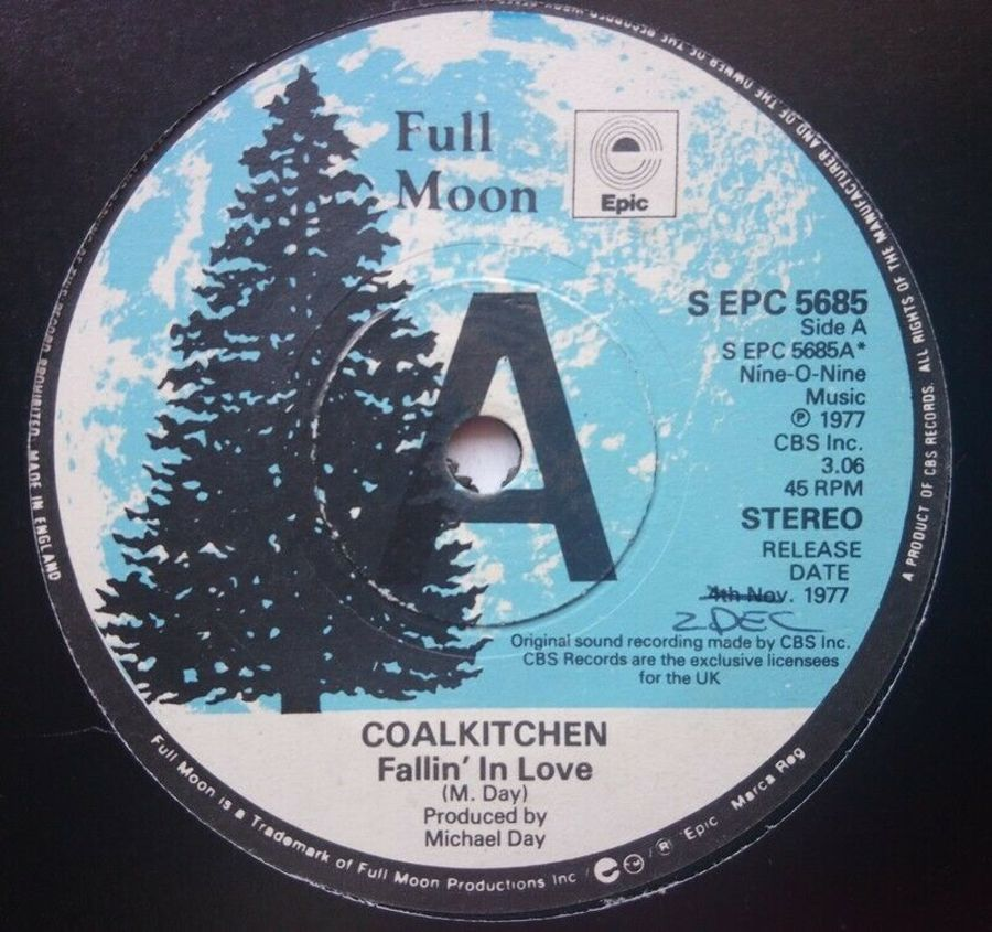 Coalkitchen - Fallin' In Love - 7