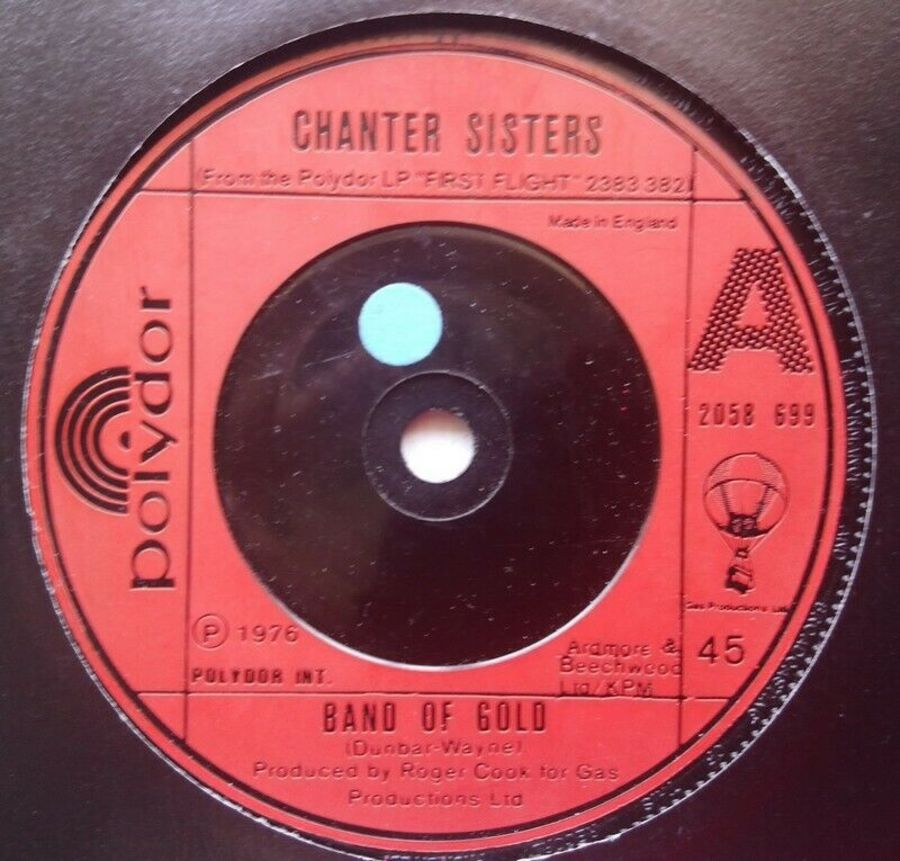 Chanter Sisters - Band Of Gold - 7