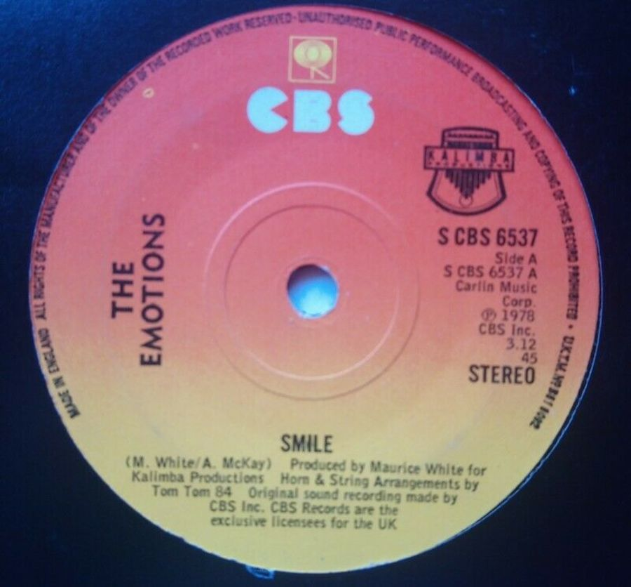 The Emotions - Smile - 7