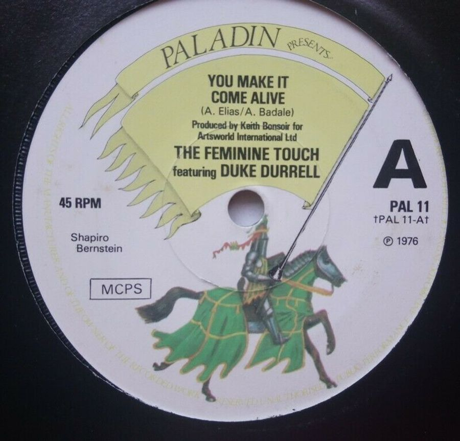 The Feminine Touch - You Make It Come Alive - 7