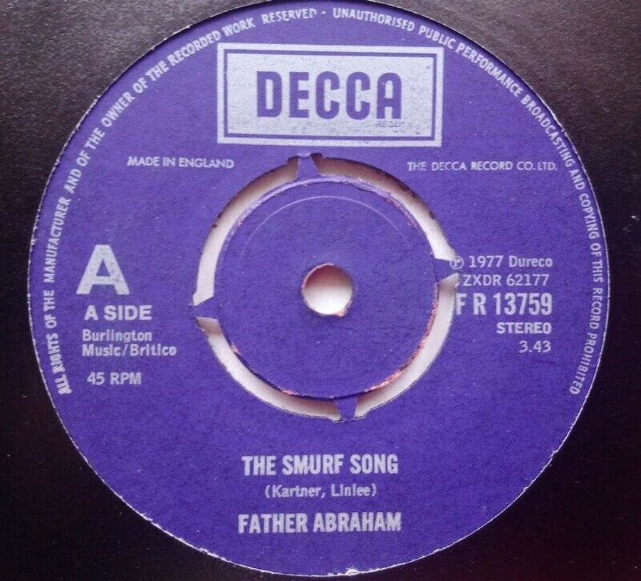 Father Abraham - The Smurf Song - 7