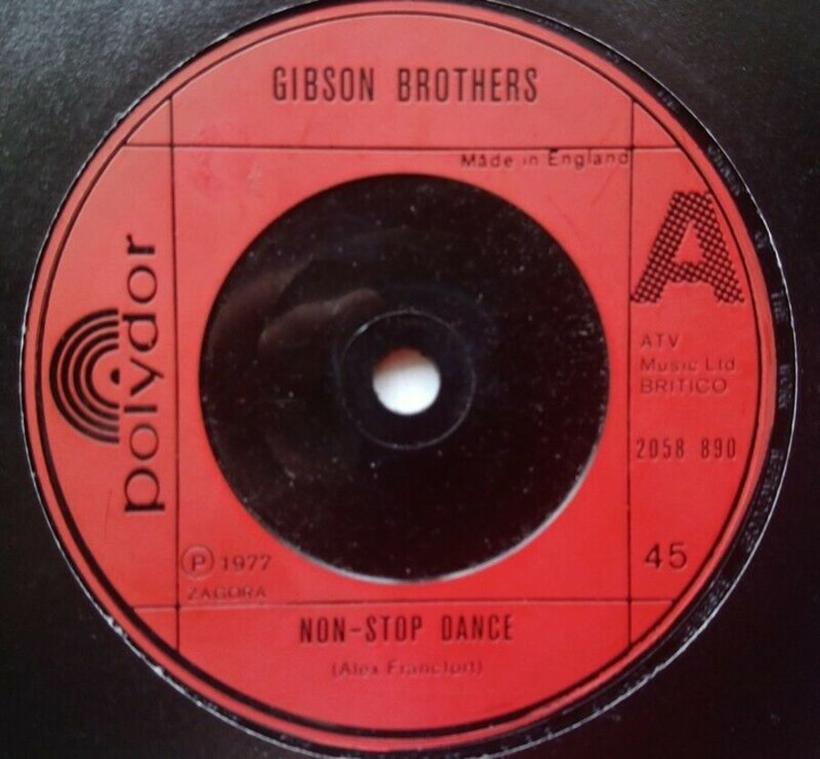 Gibson Brothers - Non-Stop Dance - 7
